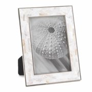 Home Decor 5 x 7 in. Mother Of Pearl Mosaic Frame