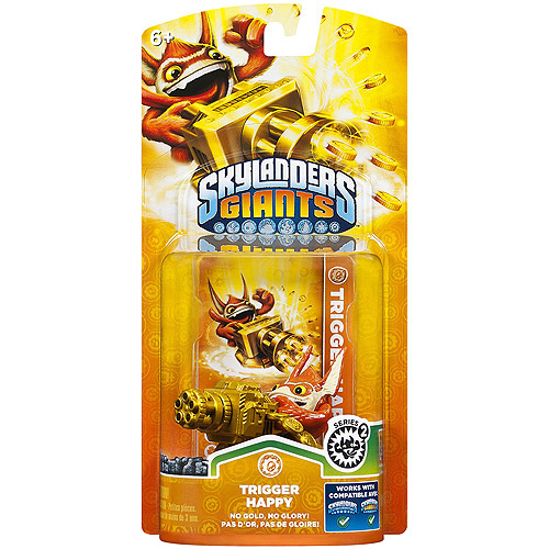 Skylanders Giants: Trigger Happy (Series 2) (Universal)