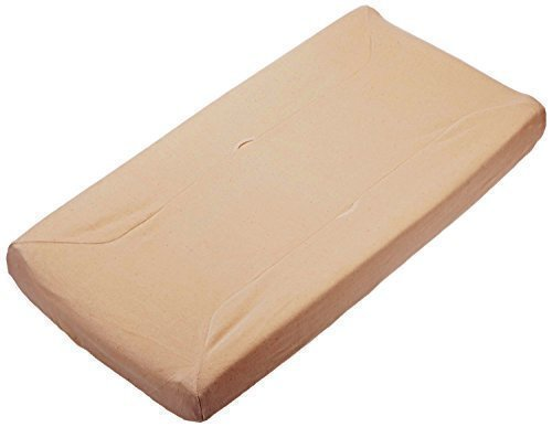 TL Care Organic Cotton Changing Table Cover, Natural Color