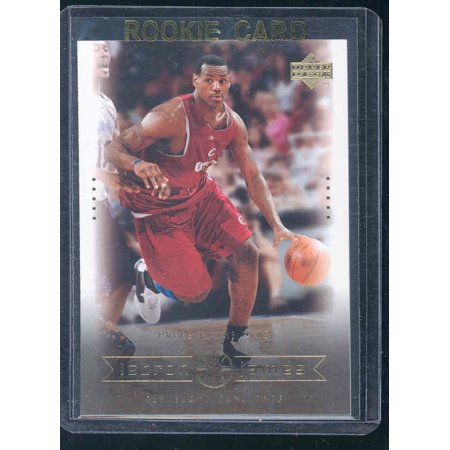 2003 Upper Deck #11 Preps to the Pros Lebron James Rookie Card 08 Upper Deck Ice
