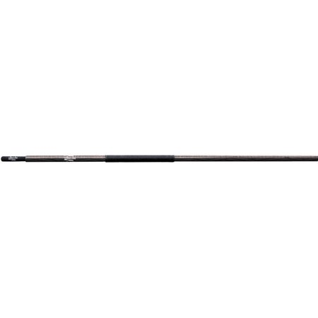 Large Aluminum Shaft Oar (Cataract Oars SGG Composite Oar Shafts, Black)