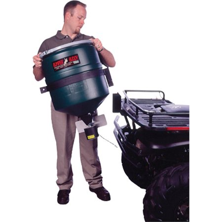 Bumper Buddy Carrier (On Time 22000 Bumper Buddy ATV Spreader 20 Gallons)