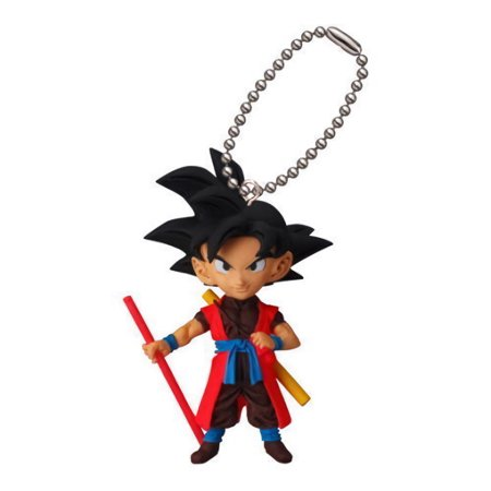 - Dragon Ball Super UDM Burst 21 Xeno Goku Figure Keychain