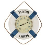 Welcome Aboard Fahrenheit Thermometer