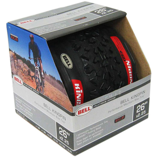 "Bell Sports 26"" Kingpin Mountain Tire"