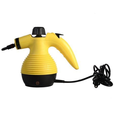 1050w Handheld Steam Cleaner Portable Multi Purpose Steamer with Attachments New, Multi Purpose With Different Functional Accessories For Cleaning, Killing.., By Ghillie Suit Shop From