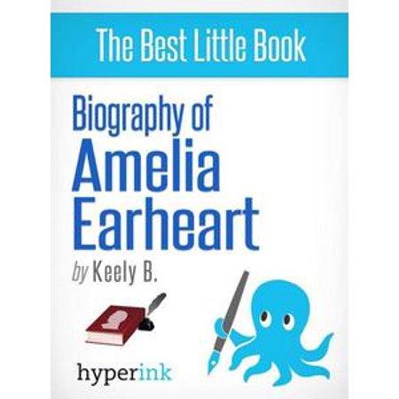 Biography of Amelia Earhart - eBook (Amelia Earhart Costume For Girls)