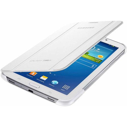 Samsung Galaxy Tab 3 Magnetic Book Cover Case Blue *EF-BT210WSESTA