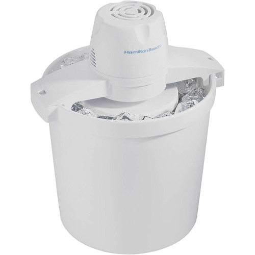 Hamilton Beach 4 Quart Ice Cream Maker | Model# 68330R