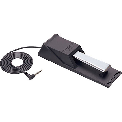 Casio SP20 Piano Style Sustain Pedal by Casio