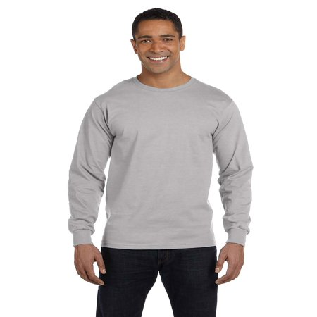 269711830a Hanes - Hanes Men's Comfort Soft Long Sleeve T-Shirt, Style 5286 -  Walmart.com