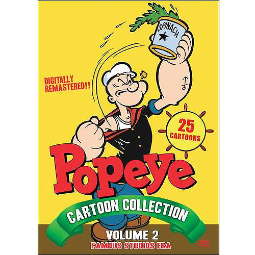 Popeye Cartoon Collection, Vol. 2 - Famous Studios Era (Full Frame)
