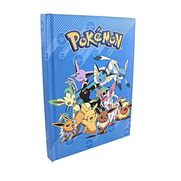 Pokemon Silver Buffalo Pk2950 Pokemon Evie Pikachu 6 5 X 8 Hard Cover Journal Notebook Walmart Com Walmart Com