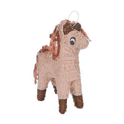 IN-70/152 Brown Horse PiNata Each (Pinata Horse)