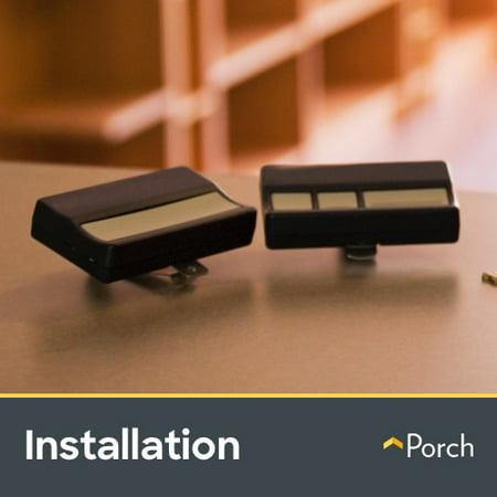 Garage Door Opener Replacement by Porch Home Services - Garage Door Service