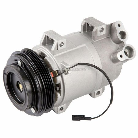 AC Compressor & A/C Clutch For Suzuki XL-7 & Grand (Suzuki Vitara Jeep)