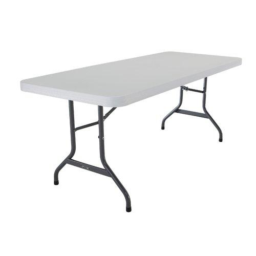 Lifetime 72'' Rectangular Folding Table (Set of 21)