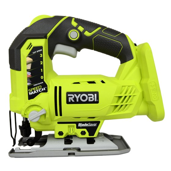 Ryobi tools p523 18v one lithium ion cordless orbital jig saw bare ryobi tools p523 18v one lithium ion cordless orbital jig saw bare tool walmart keyboard keysfo Choice Image