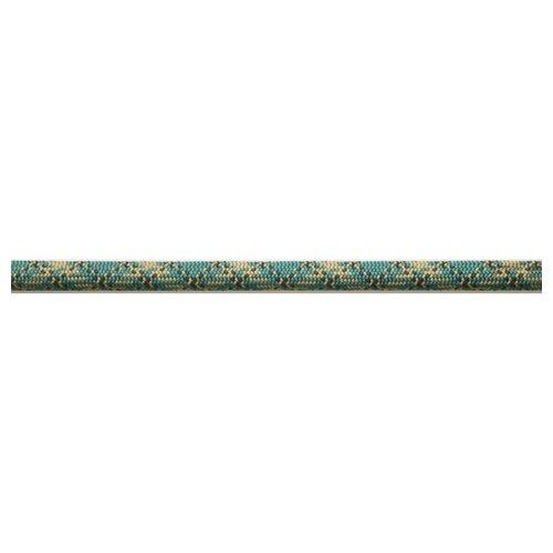 New England Ropes Glider 9.9mmx70M Teal 2X Dry Tpt 3447-99-00230