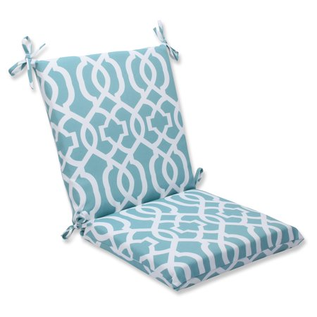 Pillow Perfect New Geo Outdoor Lounge Chair Cushion ()