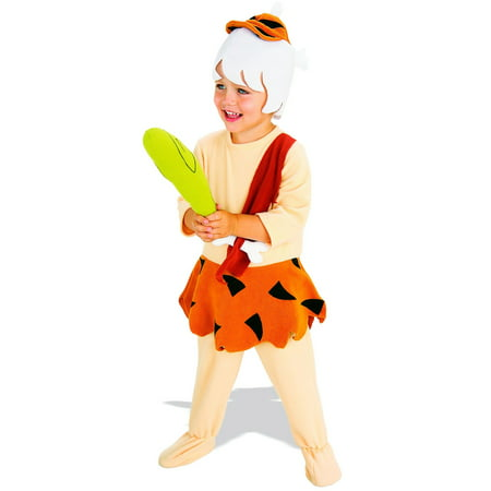 Kids Bamm-Bamm Costume M - Costumes M