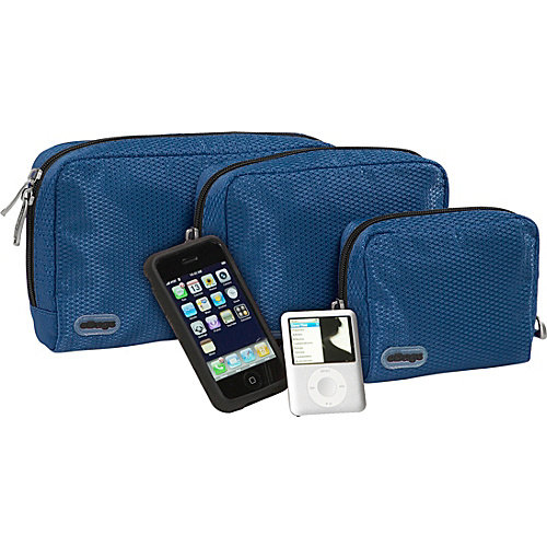 eBags Padded Pouches - 3 pc Set