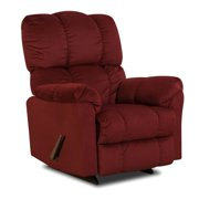 American Furniture Top Hat Polyester Power Recliner