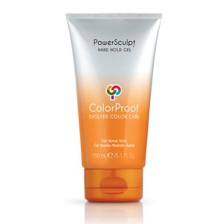 Colorproof Power Sculpt Hard Hold Gel 5 1 Oz  150 Ml