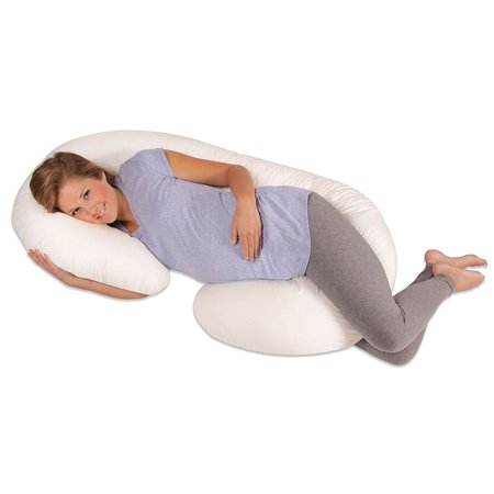Sleeper Keeper Total Body Comfort Pregnancy Pillow by Leachco