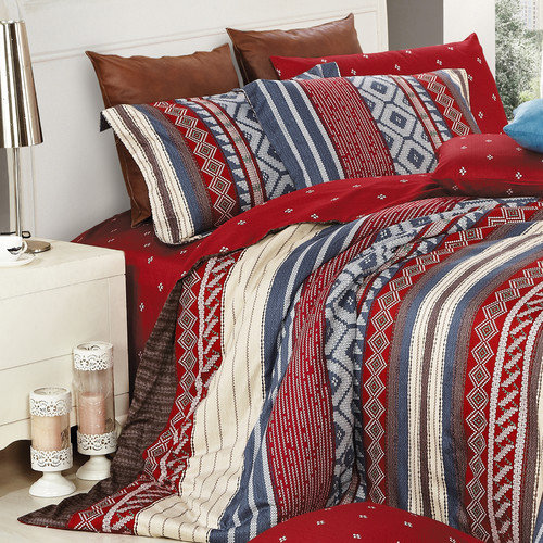 North Home Algonquin 220 Thread Count Cotton Sheet Set