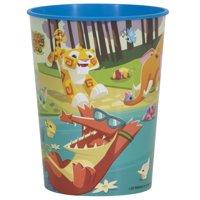 Unique Industries Animal Jam Plastic Cup, 16oz, 1ct by Unique Industries