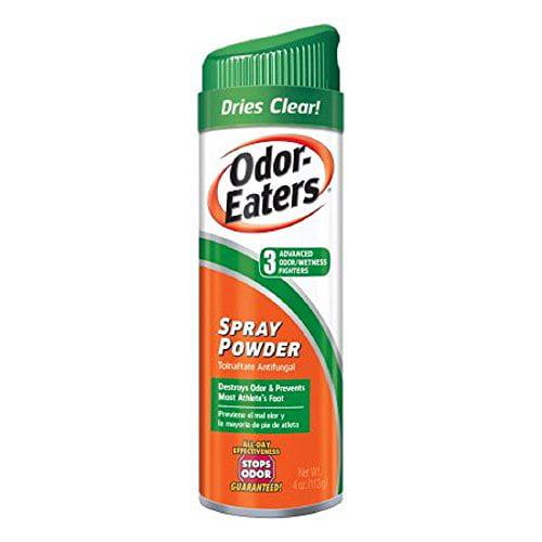 Odor Eaters Foot Sneaker Spray Powder 4oz Each