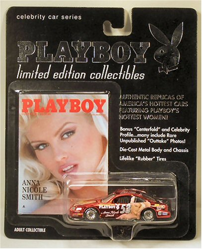 Playboy Anna Nicole Smith Limited Edition Die Cast Car By...