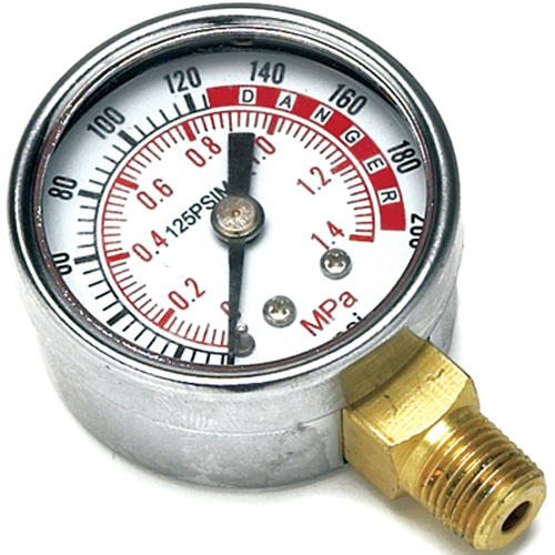 Performance Tool W10055 Air Tank Gauge
