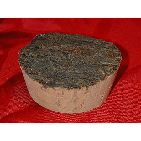 "All Natural Bark Top Cork - Choix Taille - 3"" - image 2 de 2"
