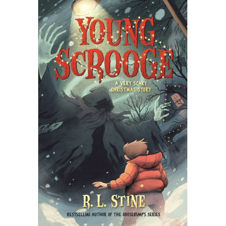 Young Scrooge : A Very Scary Christmas Story - A Scary Halloween Story Fill In