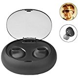 Veking Invisible Wireless Earbuds_Bluetooth 4.1 Headsets ...