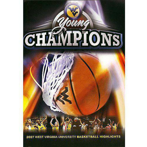 Young Champions: 2007 West Virginia University Basketball Highlights (Full Frame)