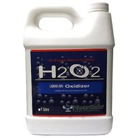 Nutrilife H2O2 Liquid Oxidizer 29% Hydrogen Peroxide 1 Liter Bottle