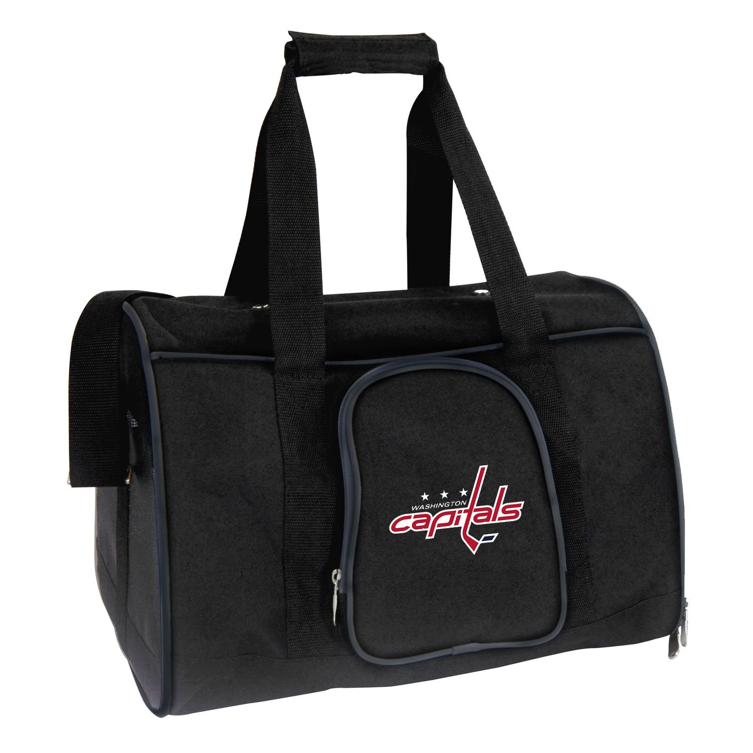 NHL Washington Capitals 16 in. Premium Pet Carrier