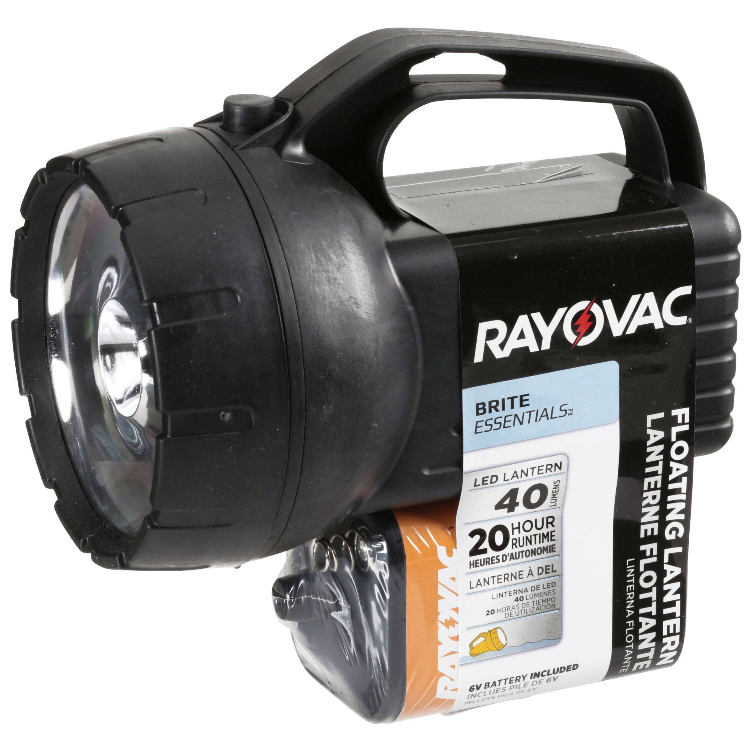Rayovac 6V Economy Floating Lantern Colors May Vary by Rayovac