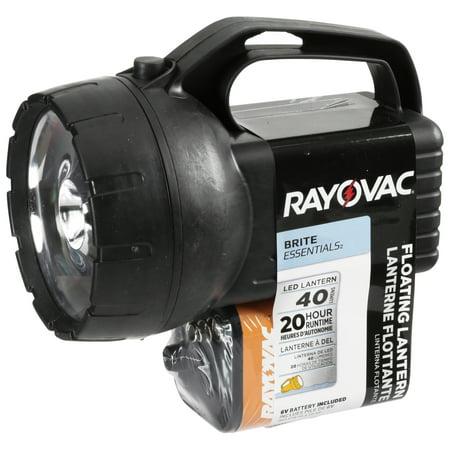 Rayovac 6V Economy Floating Lantern Colors May Vary