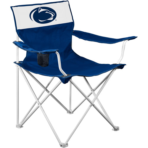 Logo Chair NCAA Penn State Canvas Chair