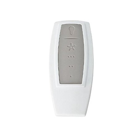 Universal Ceiling Fan Remote Control Full Function, 3-speed fan control By Hampton Bay ()