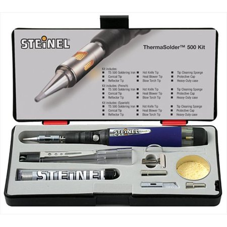steinel 72501 ts 500k thermasolder butane soldering iron kit. Black Bedroom Furniture Sets. Home Design Ideas