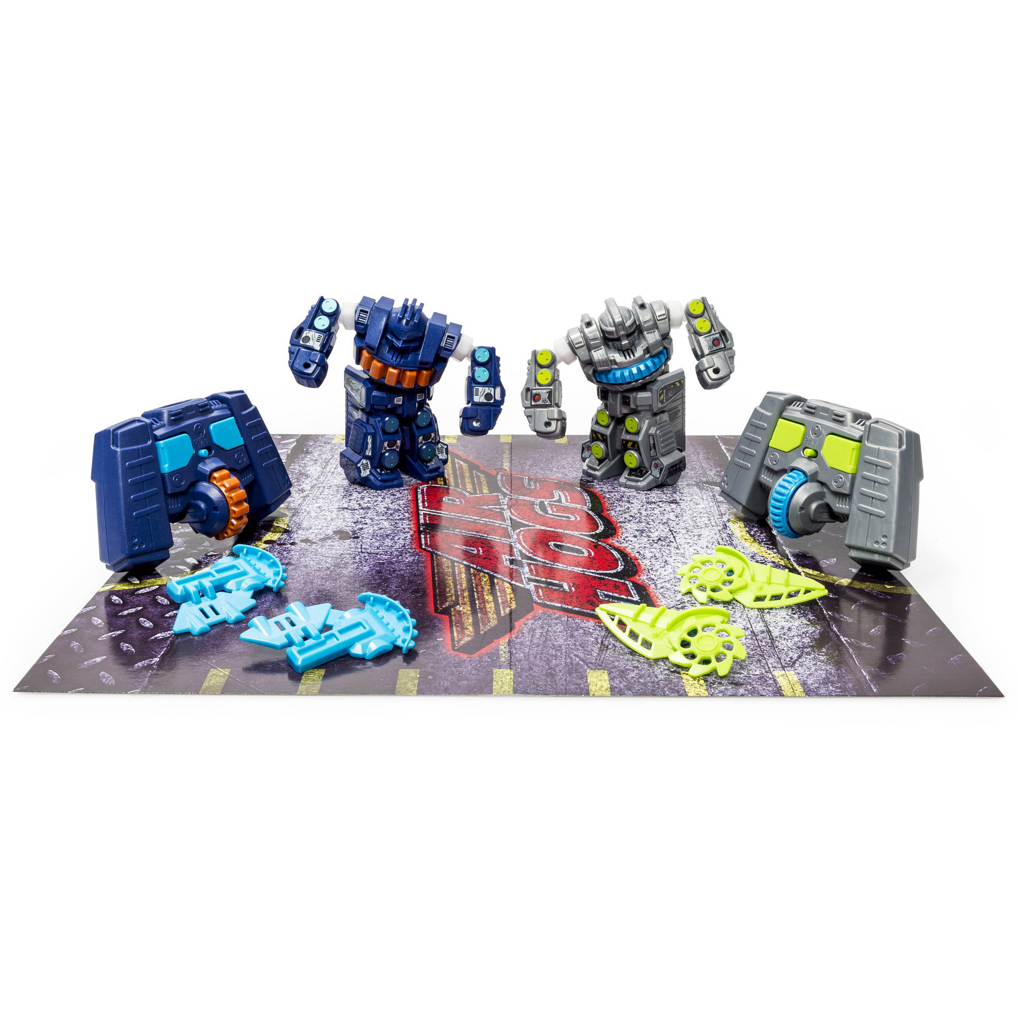 Air Hogs Smash Bots Remote Control Battling Robots