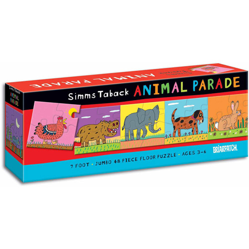 Simms Taback Animal Parade