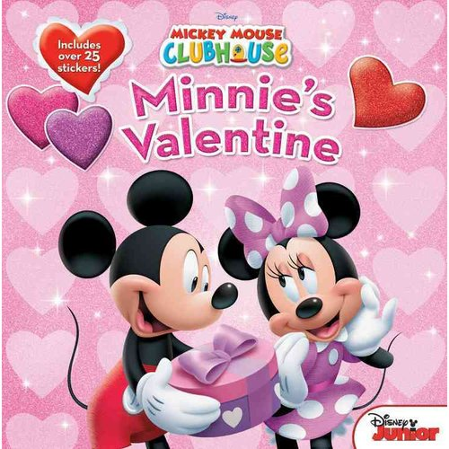Disney Mickey Mouse Clubhouse, Minnie's Valentine