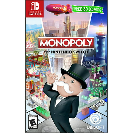 Electronic Monopoly Game - Monopoly Switch [Digital Download]