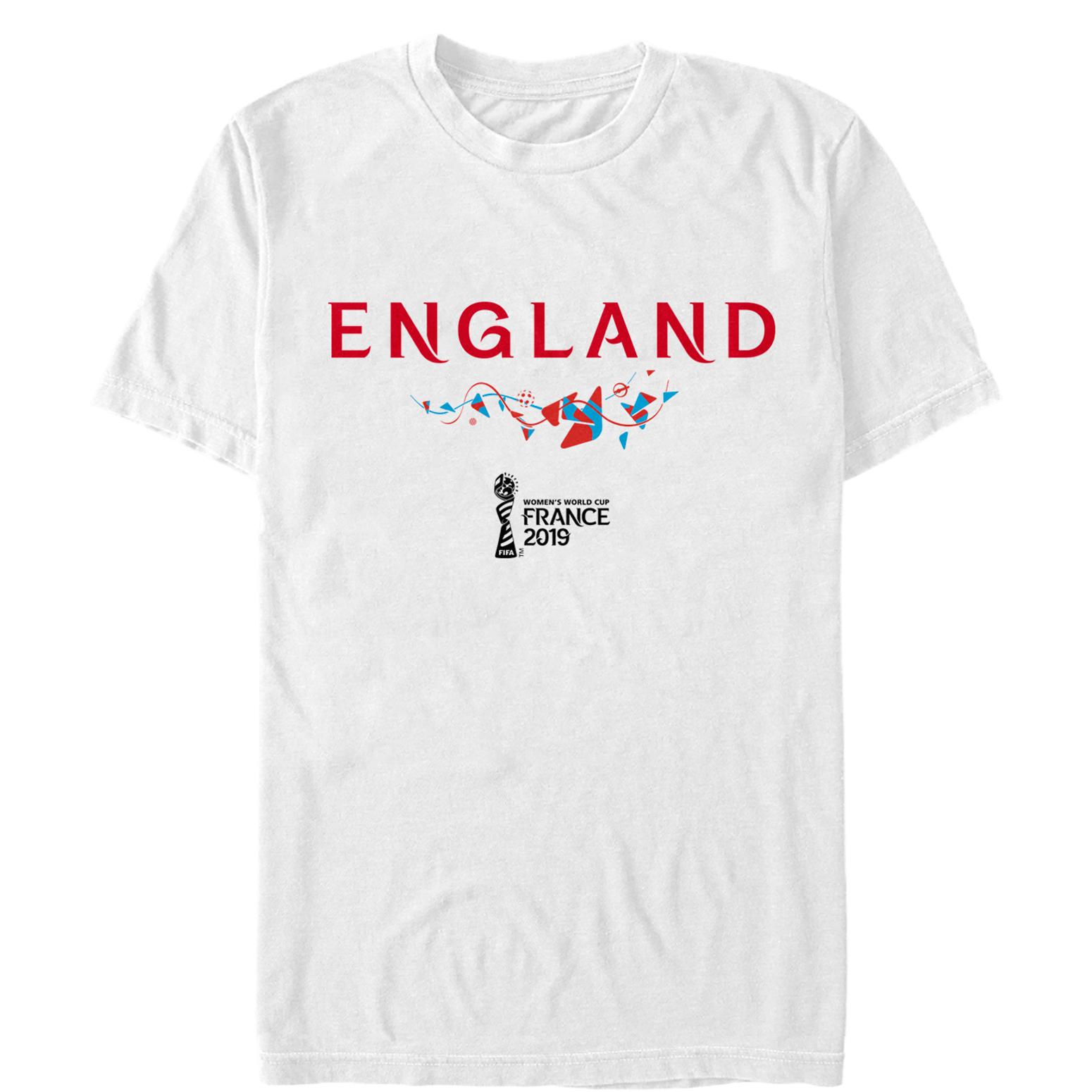 new product 98cc4 192f1 FIFA Women's World Cup France 2019™ Men's England Banner T-Shirt